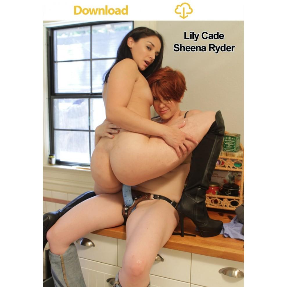 Lesbian Strapon Rough Anal