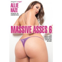 Massive Asses 6 [Personally Autographed]