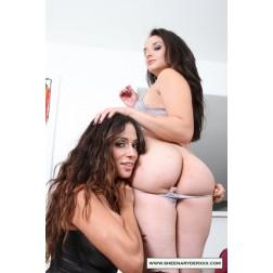 Sheena Ryder and Ariella Ferrera Lesbian Porn (Download)